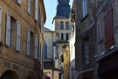 Sarlat, Dordogne and Carcassonne
